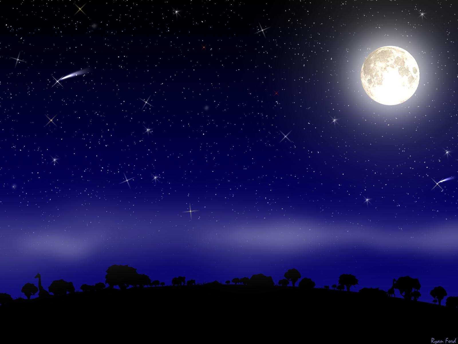 Laksana Bulan dan Bintang | maktabah abi yahya™