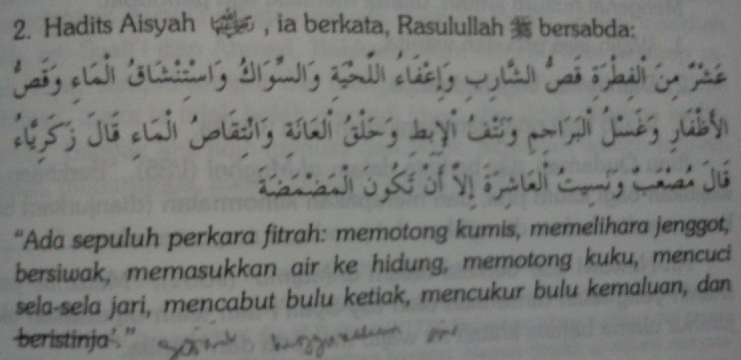 Sunnah-sunnah fithrah 933ae8f6db