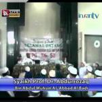 Preview Kajian via Insan tv